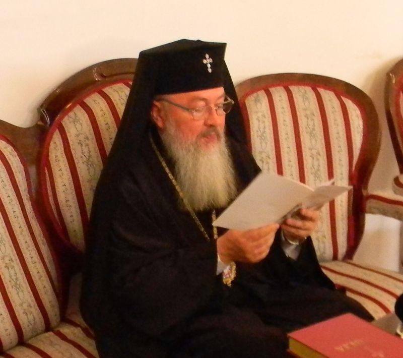 Mesajul de Crăciun al mitropolitului Andrei vizează